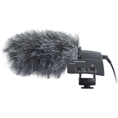 Rycote Mini Windjammer for Sennheiser MKE400