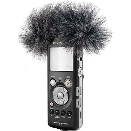 Rycote Mini Windjammer for Olympus DS 30, DS 40, DS 50