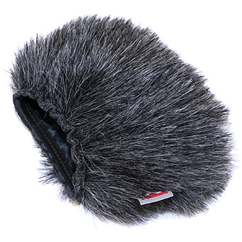 Rycote Mini Windjammer with Foam Windscreen for Zoom H1
