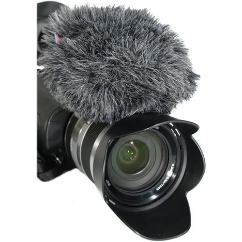 Rycote Canon XF100 Mini Windjammer