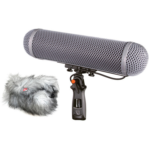 Rycote Windshield Kit 4 - Complete Windshield and Suspension System