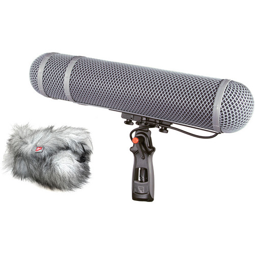 Rycote Windshield Kit 5 - Complete Windshield and Suspension System
