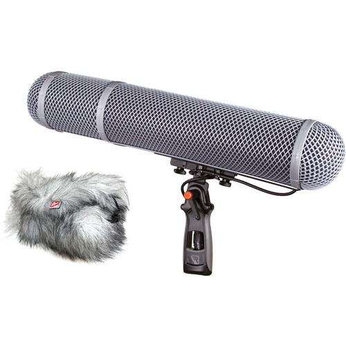 Rycote Windshield Kit 6 - Complete Windshield and Suspension System
