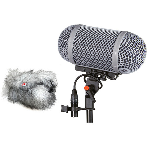 Rycote Windshield Kit 10 - Complete Windshield and Suspension System