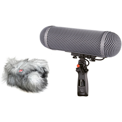 Rycote Windshield Kit 3 Lite - Complete Windshield and Suspension System