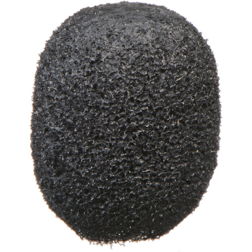 Rycote Neoprene Lavalier Foam Windscreen (Black)