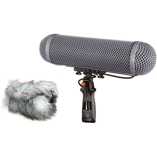 Rycote Windshield Kit 295 - Complete Windshield and Suspension System