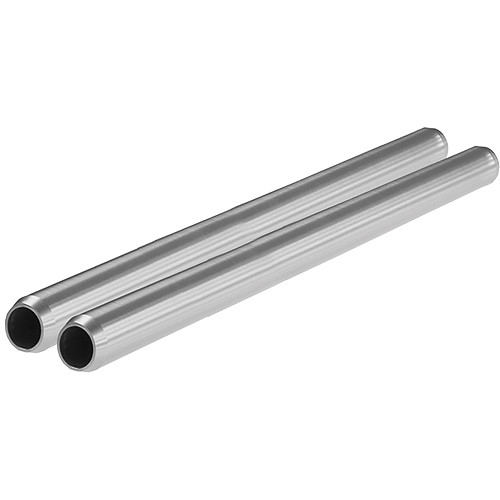 "SHAPE 19mm Aluminum Rods (Pair, 10"")"