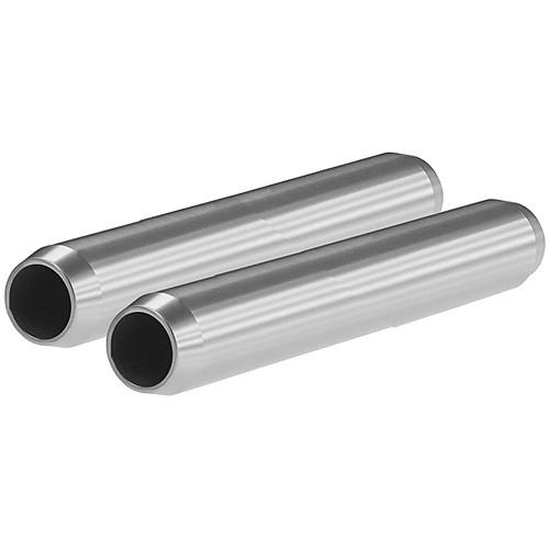 "SHAPE 19mm Aluminum Rods (Pair, 6"")"
