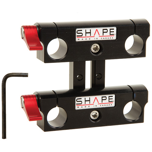SHAPE Double Sliding Rod Block