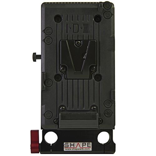 SHAPE Vertical IDX Rod Block