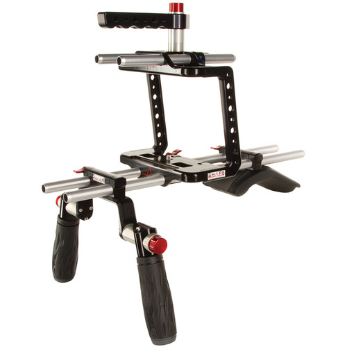 SHAPE Blackmagic Shoulder Mount Camera Rig