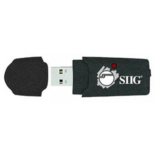 SIIG USB SoundWave 7.1 - USB Sound Card
