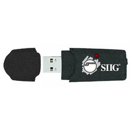 SIIG USB SoundWave 7.1 - USB Sound Card