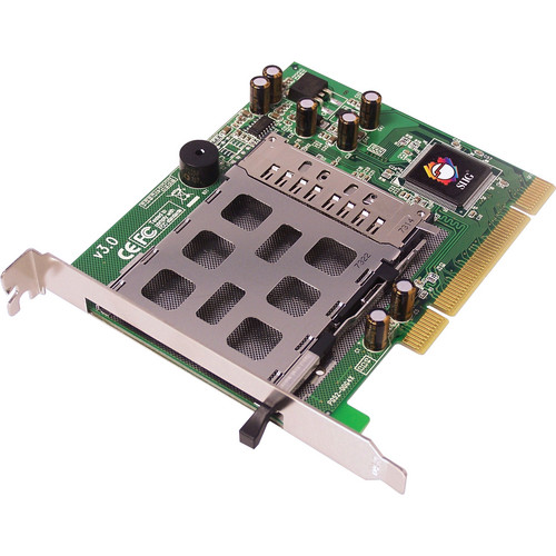 SIIG PCI-to-PC Card Pro