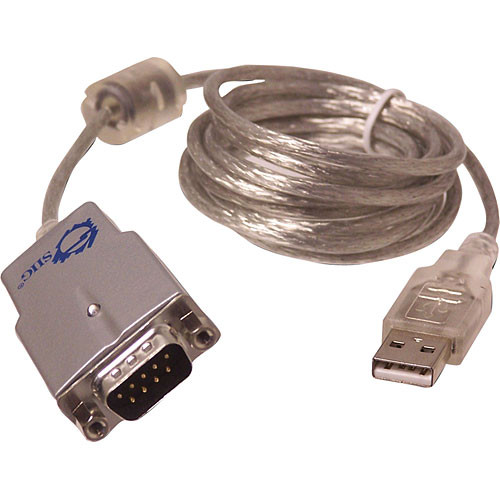 SIIG JU-CB1S12-S3 USB to Serial Port Converter
