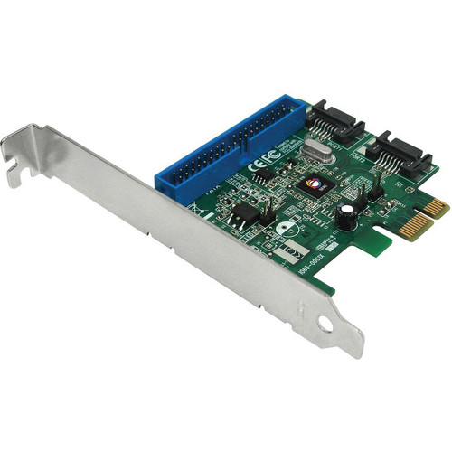 SIIG Dual Profile SATA 6Gbps 2S1P PCIe Card