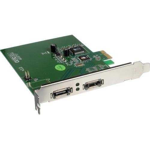 SIIG eSATA II PCIe Pro Host Adapter Card