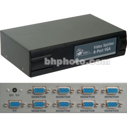 SIIG VGA 8-Port Video Splitter