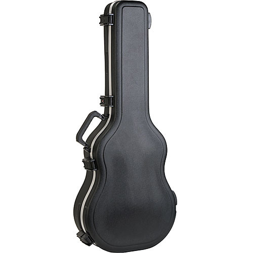 SKB-000 000 Sized Acoustic Guitar Case (Black)
