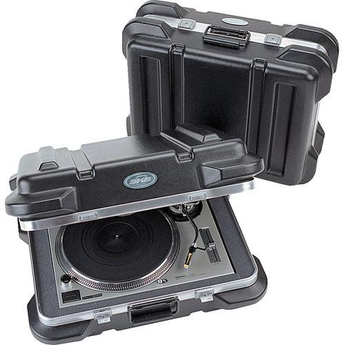 SKB 1SKB-2416DJ ATA DJ Single Turntable Case