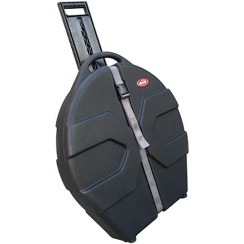 SKB Rolling Cymbal Vault (Black)