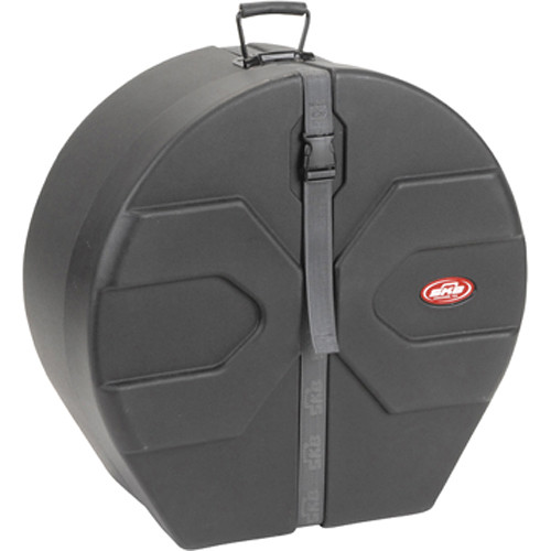 SKB Double Second/Double Tenor Steel Drum Case (Black)