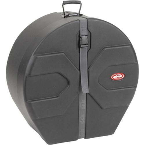SKB Double Second/Double Tenor Steel Drum Case (Black)