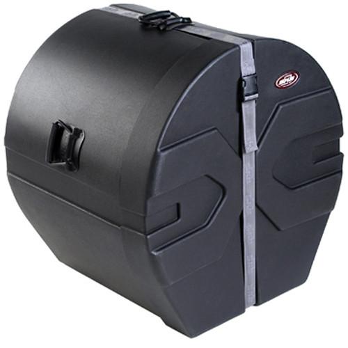 """SKB Bass Drum Case (16 x 22"""", Black)"""