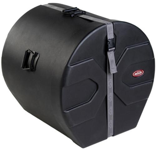 """SKB Bass Drum Case (18 x 22"""", Black)"""