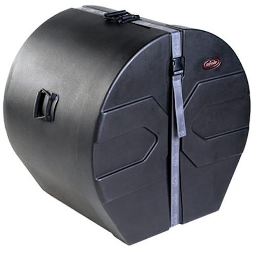 """SKB Bass Drum Case (18 x 24"""", Black)"""