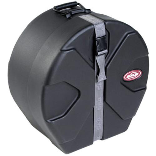 "SKB Snare Drum Case (6.5 x 14"", Black)"