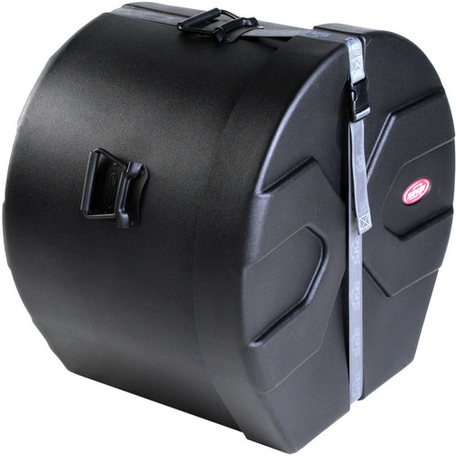 "SKB Marching Bass Drum Case (16 x 30"")"