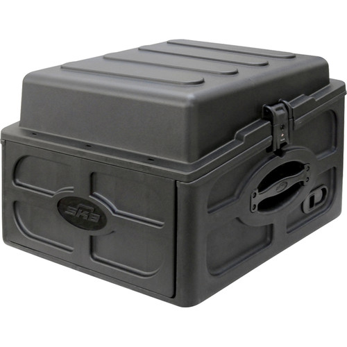 SKB 1SKB-R104 Audio and DJ Rack Case (Black)