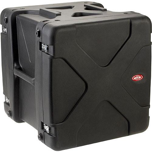 SKB Roto Shockmount Rack Case (12 RU)