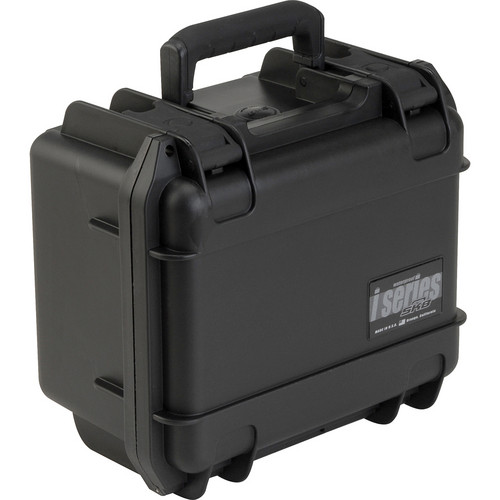 SKB iSeries Case for Zoom Q3 / Q3HD Recorders