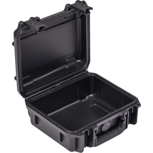 "SKB 3I-0907-4-E Small Mil-Std Waterproof Case 4"" Deep (Black)"
