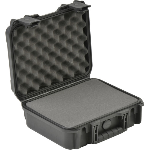"SKB 3I-1209-4B-C Mil-Std Waterproof 4"" Deep Case (with Cubed Foam)"