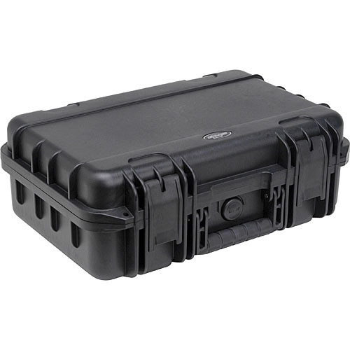 "SKB 3I-1209-4B-D Mil-Std Waterproof 4"" Deep Case (with Padded Dividers)"