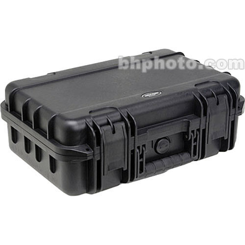 "SKB 3I-1209-4B-L Mil-Std Waterproof 4"" Deep Case (with Layered Foam)"