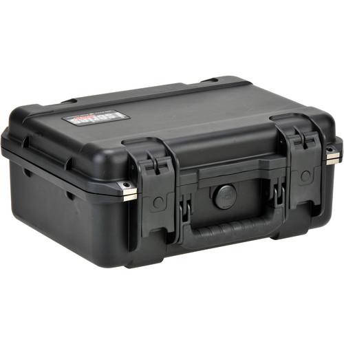 SKB iSeries 1510-6 Waterproof Utility Case with Cubed Foam (Black)
