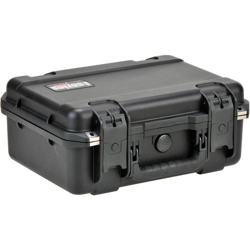 SKB iSeries 1510-6 Waterproof Utility Case (Black)