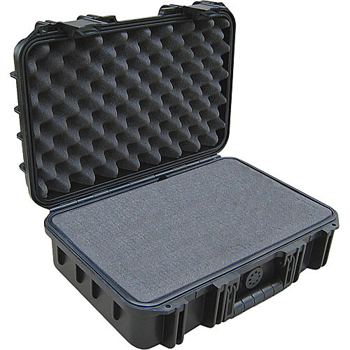 "SKB 3I-1610-5B-C Mil-Std Waterproof Case 5"" Deep (Black)"