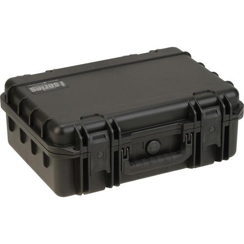 SKB Mil-Std Waterproof Case With Shure SLX/ULX Custom Interior (Black)