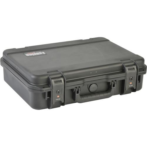 """SKB 3i-1813-5B-N Mil-Std WaterproofLaptop Case 5"""" Deep (Black, Foam/Desktop)"""