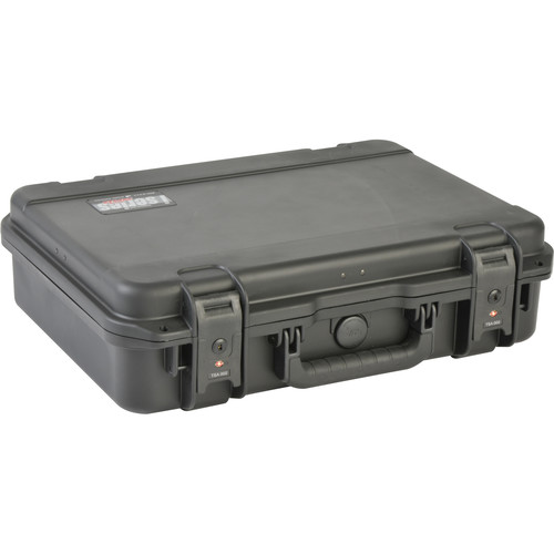 "SKB 3i-1813-5B-N Mil-Std Waterproof Laptop Case 5"" Deep (Black, Foam/Desktop)"