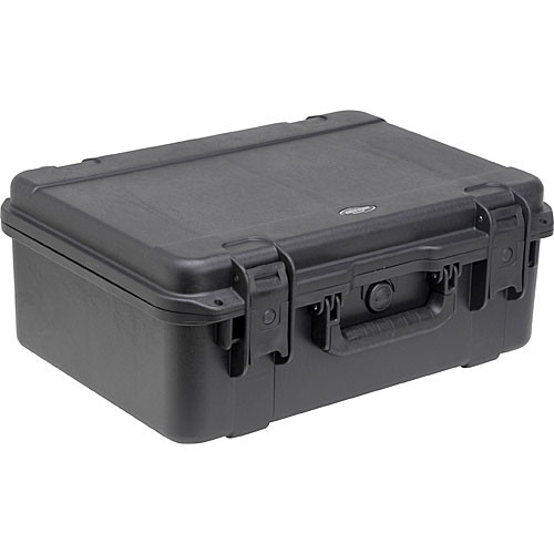"SKB 3I-1813-7B-E Mil-Std Waterproof Case 7"" Deep (Black)"