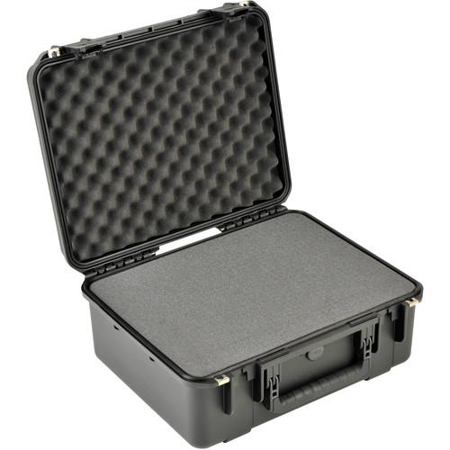 SKB Mil-Std. Waterproof Case 8 with Cubed Foam (Black)