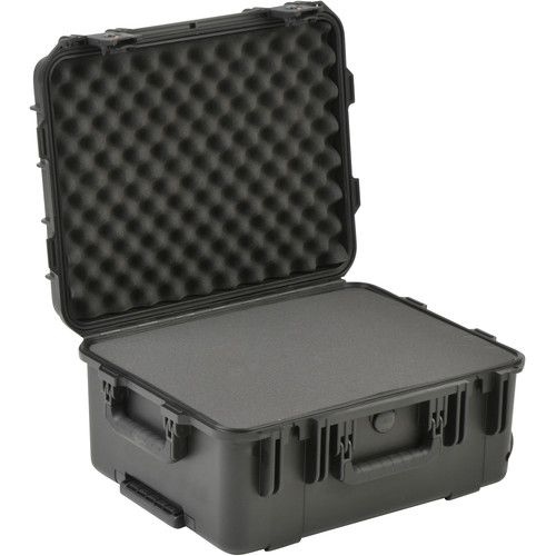 "SKB 3I-1914-8B-TC  Mil-Std Waterproof Case 8"" Deep (Black)"