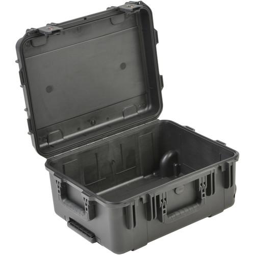 """SKB 3I-1914-8B-TE Mil-Std Waterproof Case 8"""" Deep (Black)"""
